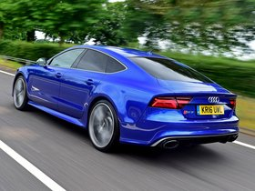 Ver foto 2 de Audi RS7 Sportback Performance UK 2016