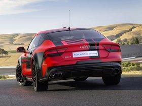 Ver foto 3 de Audi RS7 Sportback Piloted Driving Concept 2015