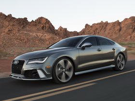 Fotos de Audi RS7 Sportback USA 2013