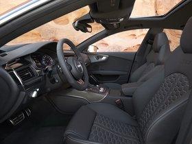 Ver foto 14 de Audi RS7 Sportback USA 2013