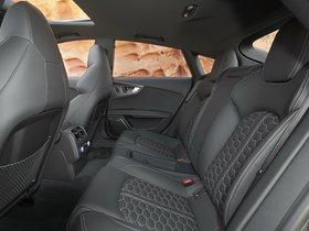 Ver foto 12 de Audi RS7 Sportback USA 2013