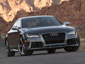 Ver foto 7 de Audi RS7 Sportback USA 2013