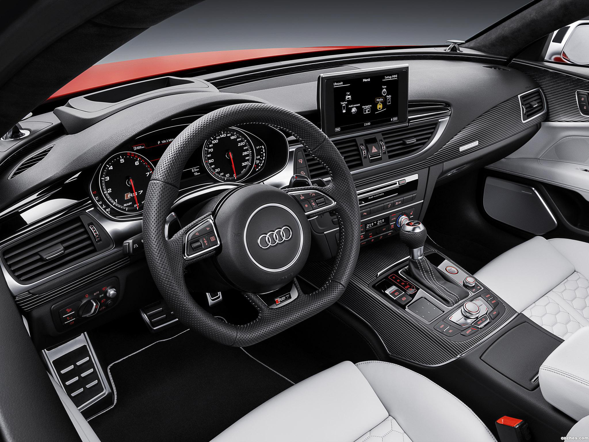 Foto 6 de Audi RS7 Sportback 2014