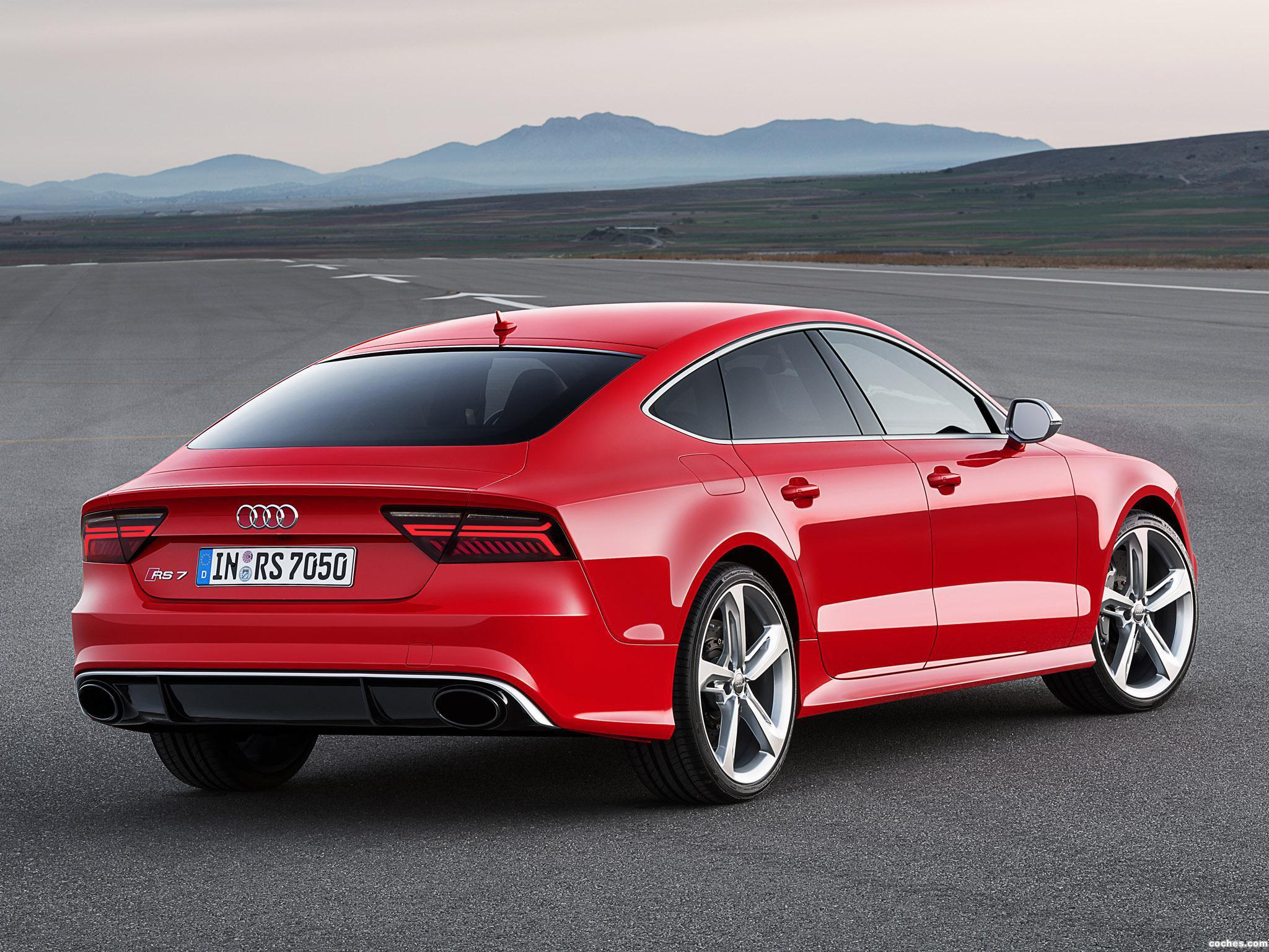 Foto 3 de Audi RS7 Sportback 2014