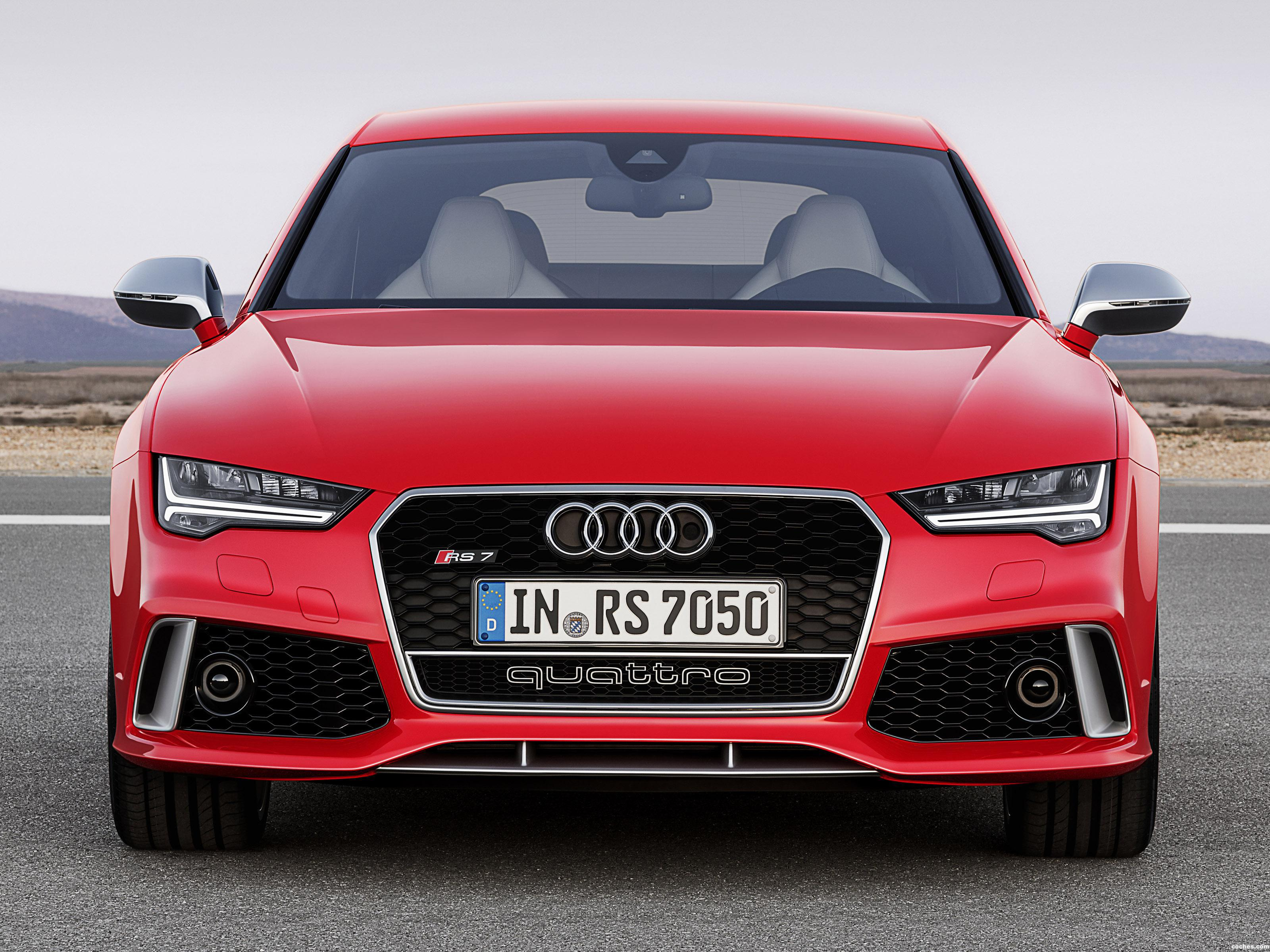 Foto 0 de Audi RS7 Sportback 2014