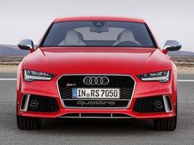 Ver foto 1 de Audi RS7 Sportback 2014