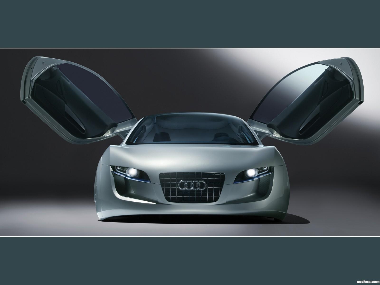 Foto 4 de Audi RSQ Concept 2004