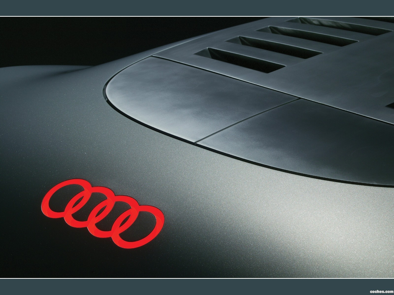 Foto 8 de Audi RSQ Concept 2004