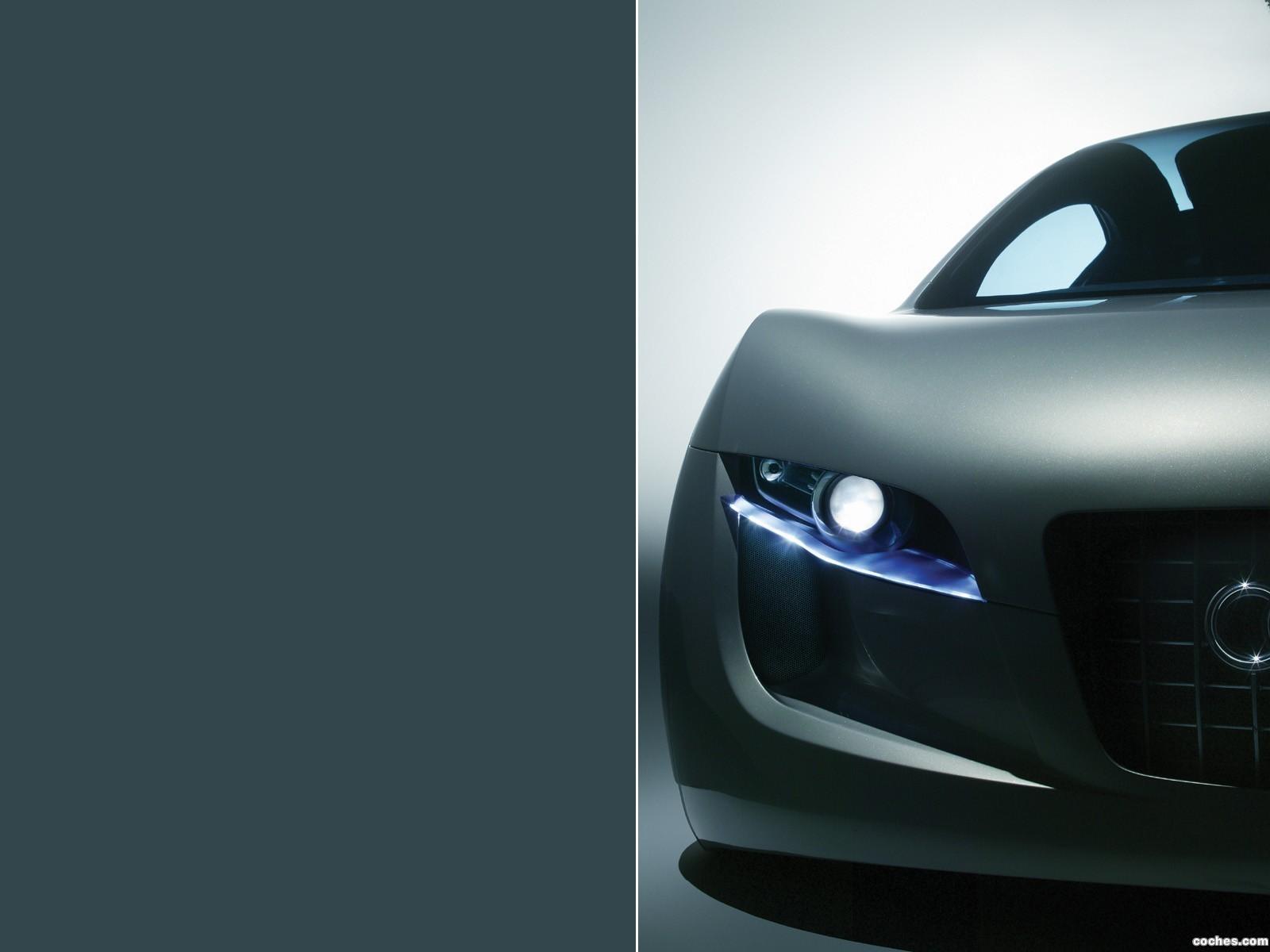 Foto 7 de Audi RSQ Concept 2004