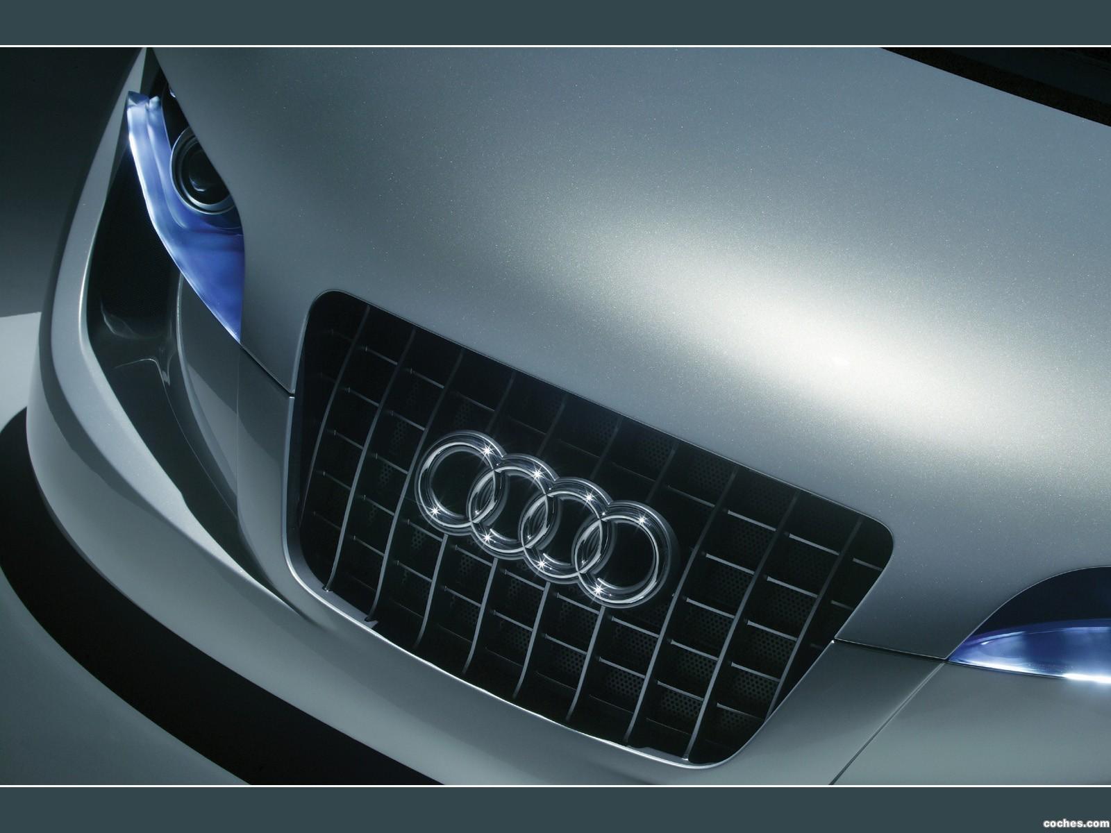 Foto 6 de Audi RSQ Concept 2004