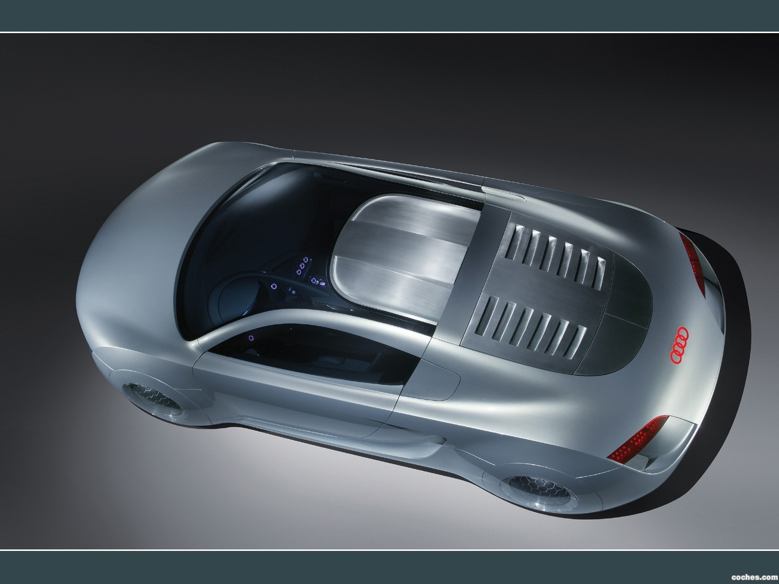 Foto 5 de Audi RSQ Concept 2004