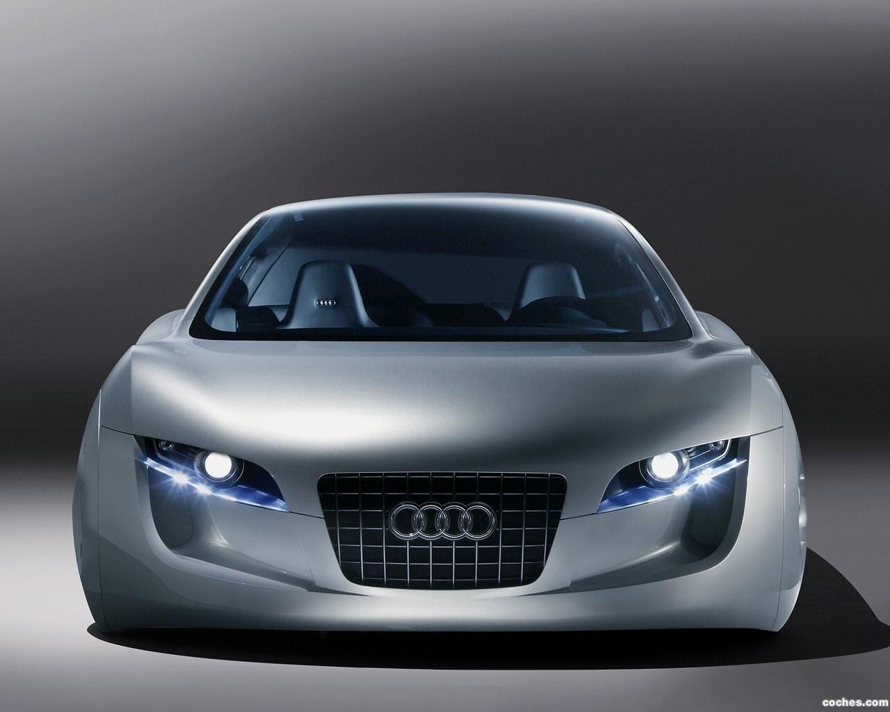 Foto 12 de Audi RSQ Concept 2004