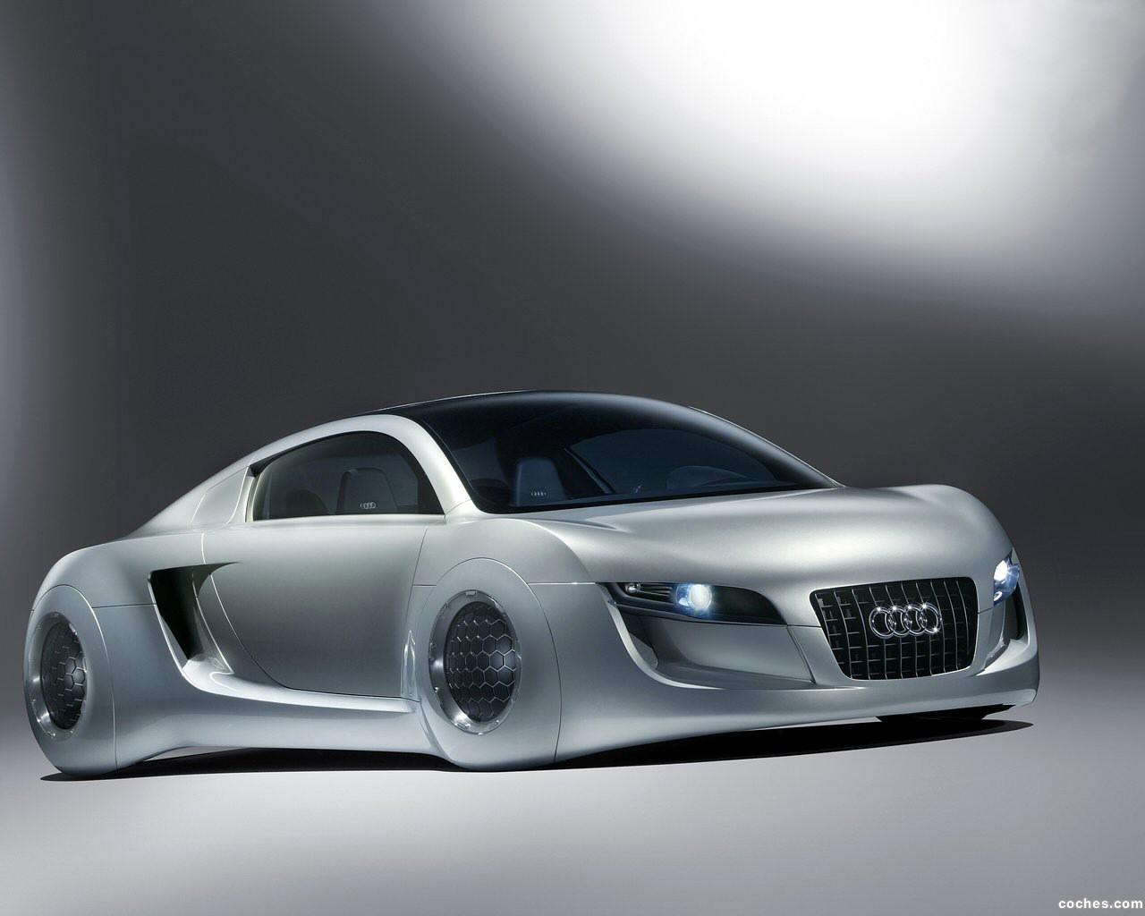 Foto 9 de Audi RSQ Concept 2004
