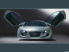 Ver foto 5 de Audi RSQ Concept 2004
