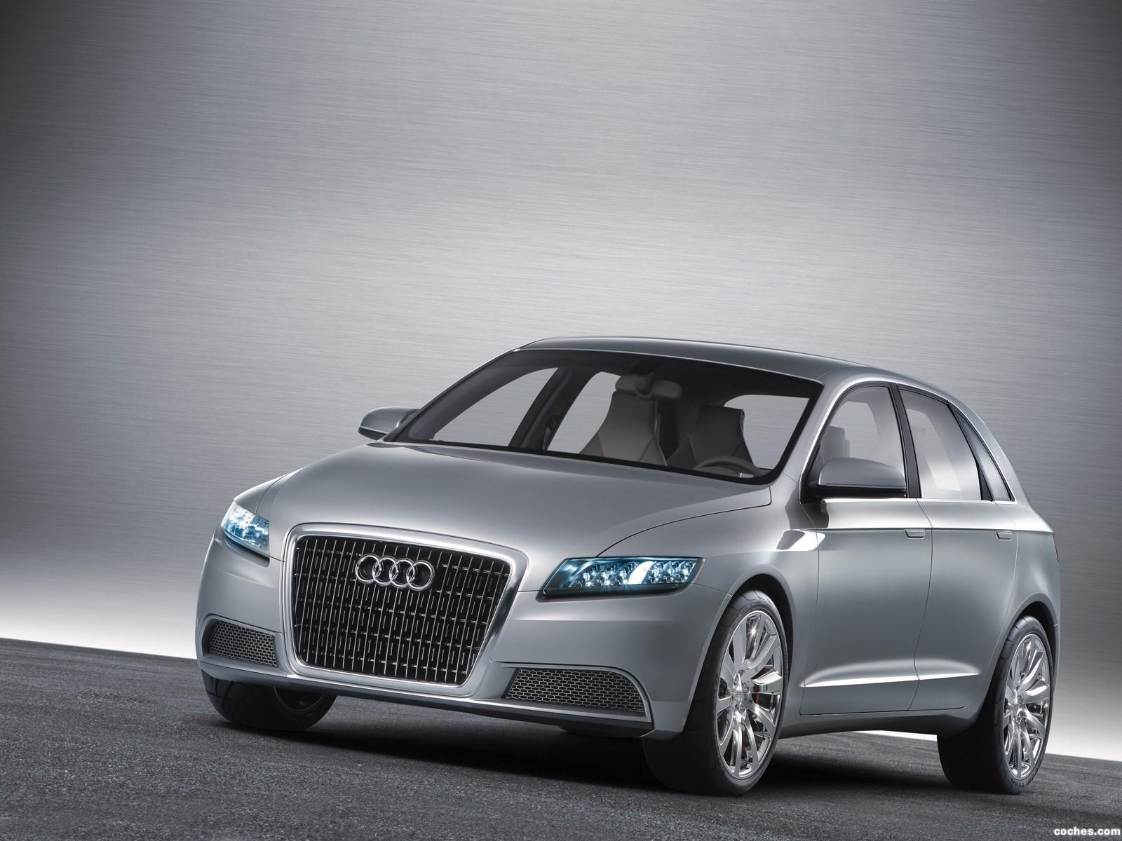 Foto 0 de Audi Roadjet Concept 2006