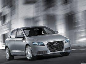 Ver foto 3 de Audi Roadjet Concept 2006