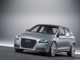 Fotos de Audi Roadjet Concept 2006