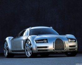 Ver foto 5 de Audi Rosemeyer Concept 2000