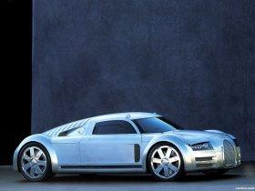 Ver foto 4 de Audi Rosemeyer Concept 2000