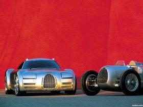 Ver foto 3 de Audi Rosemeyer Concept 2000