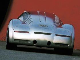 Ver foto 2 de Audi Rosemeyer Concept 2000