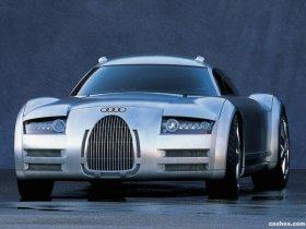 Ver foto 1 de Audi Rosemeyer Concept 2000