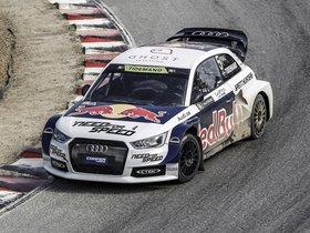Ver foto 3 de Audi S1 EKS RX 2014