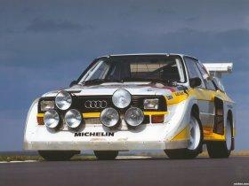 Ver foto 2 de Audi S1 Quattro 1985