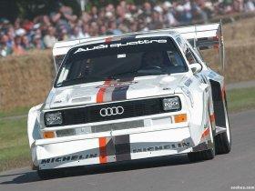 Ver foto 1 de Audi S1 Quattro 1985