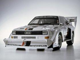 Ver foto 11 de Audi S1 Quattro 1985
