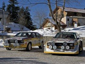 Ver foto 9 de Audi S1 Quattro 1985
