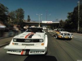 Ver foto 8 de Audi S1 Quattro 1985