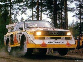 Ver foto 7 de Audi S1 Quattro 1985