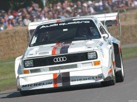 Ver foto 6 de Audi S1 Quattro 1985
