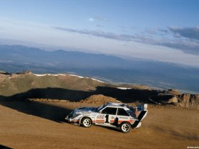 Ver foto 5 de Audi S1 Quattro 1985