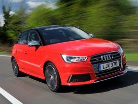 Fotos de Audi S1 Sportback UK 2014