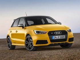 Fotos de Audi S1 Sportback 2014