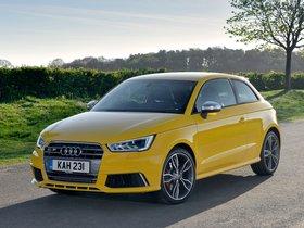 Ver foto 2 de Audi S1 UK 2014