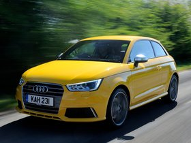 Fotos de Audi S1 UK 2014