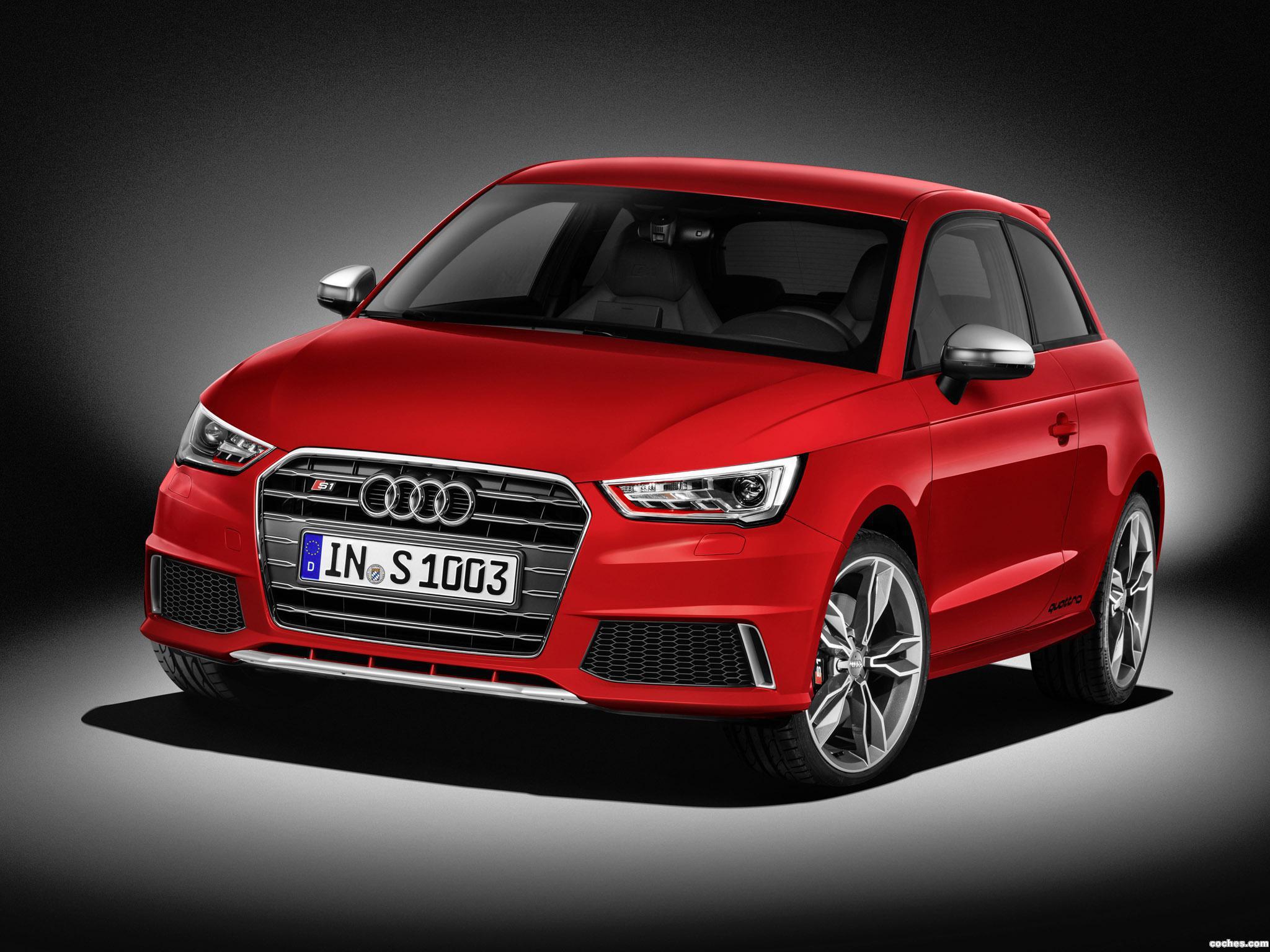 Foto 0 de Audi S1 2014
