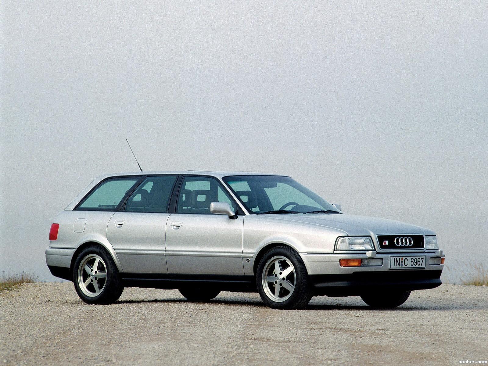 Foto 0 de Audi S2 Avant 1992