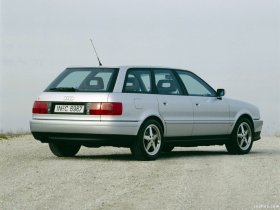 Ver foto 3 de Audi S2 Avant 1992