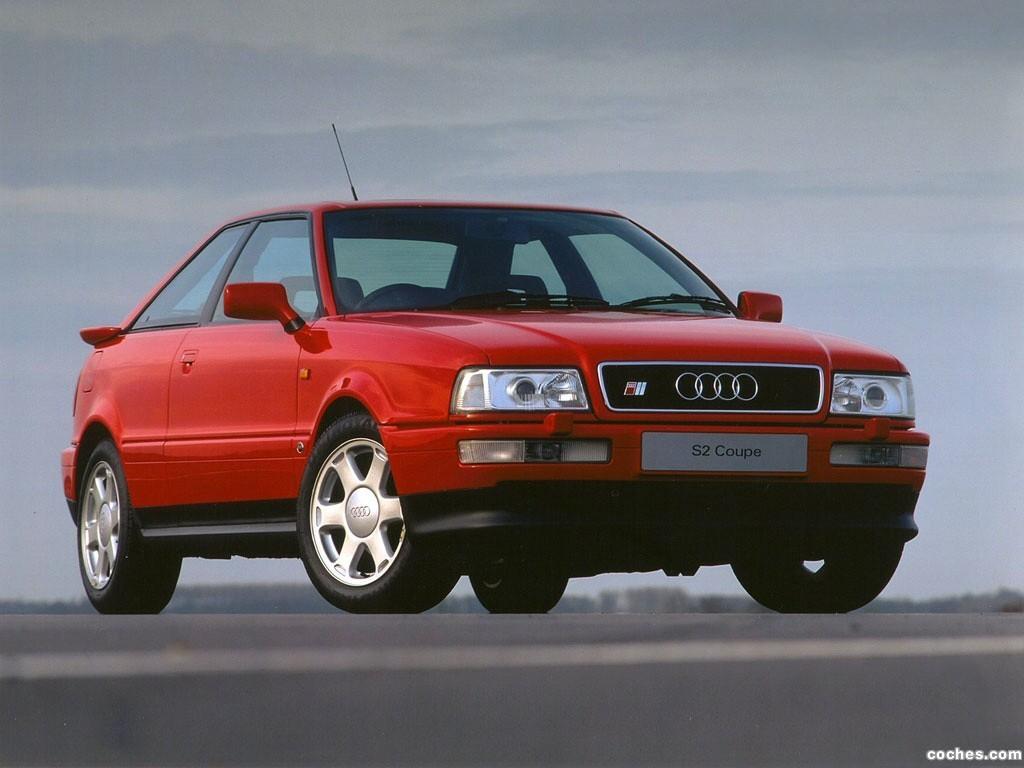 Foto 0 de Audi S2 Coupe 1991