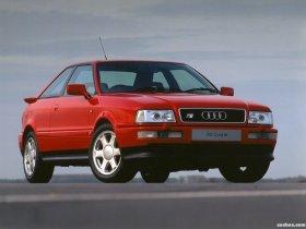 Ver foto 1 de Audi S2 Coupe 1991