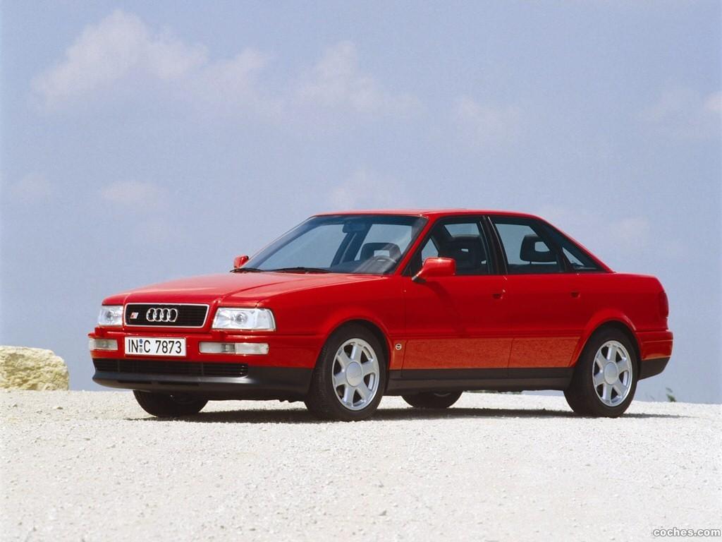 Foto 0 de Audi S2 Sedan 1993