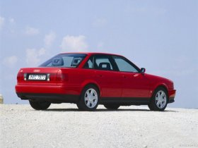 Ver foto 2 de Audi S2 Sedan 1993