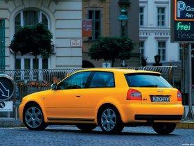 Ver foto 14 de Audi S3 1999