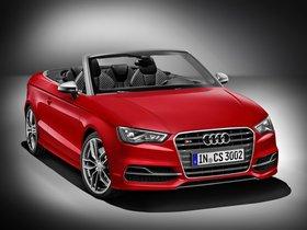 Ver foto 5 de Audi S3 Cabrio 2014