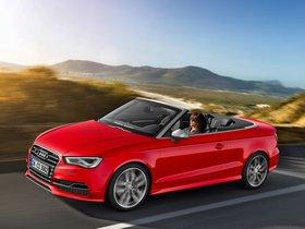 Ver foto 1 de Audi S3 Cabrio 2014
