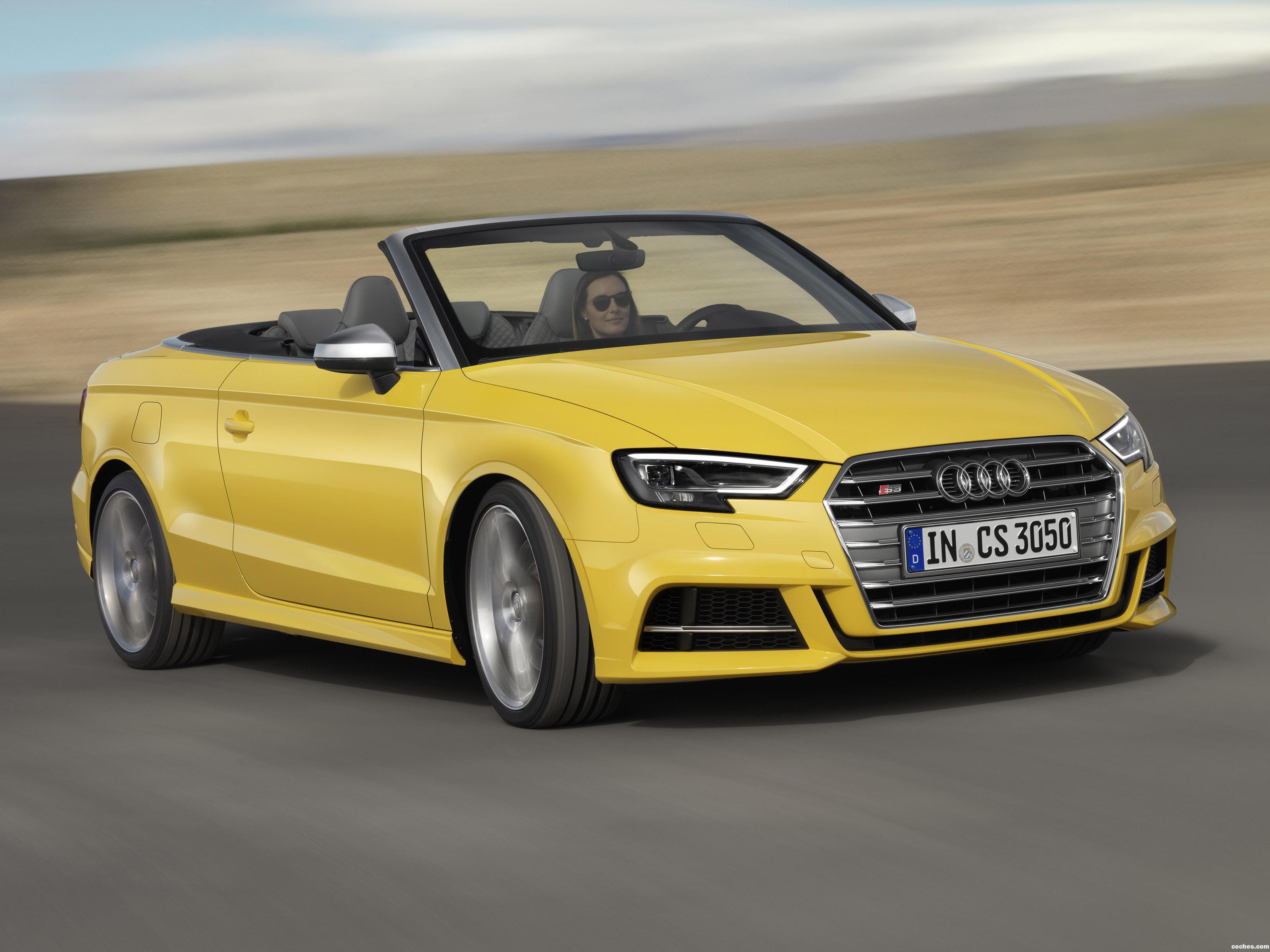 fotos de audi s3 cabrio 2016. Black Bedroom Furniture Sets. Home Design Ideas
